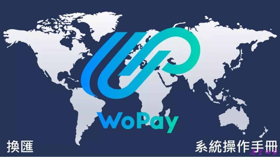 Wopay换汇流程指南