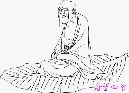 峨嵋山老僧的传说