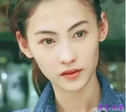 火妖精张柏芝