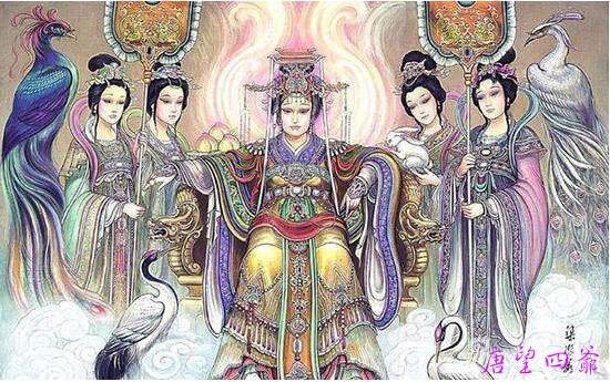 王母传奇之三-牛郎织女