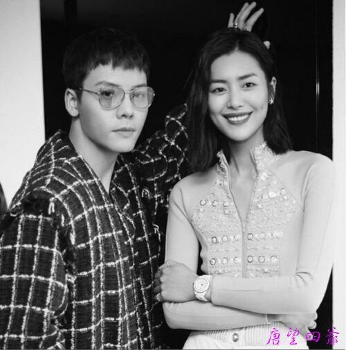 陈伟霆跟刘雯是真恋爱?