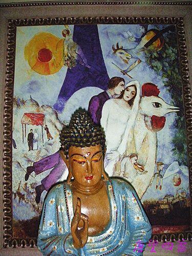 佛陀配夏卡尔真是很棒的人生!-谈怎么变成重要的人!
