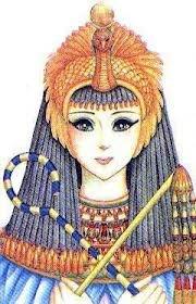 埃及魔法女神Isis(爱西丝)