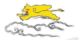 地藏菩萨座骑 -「善听」的由来