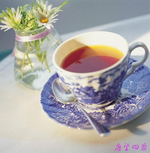 10种养身补气茶 喝出健康