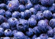 食用蓝莓(blueberry)的好处!!