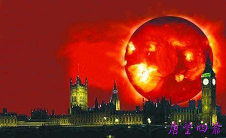 太阳风暴不该被当成宗教恐吓!如果你被恐吓才要修行!也请思考!