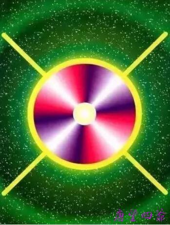 增强心魂意识的能量图