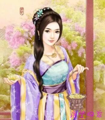 最有桃花缘的女人