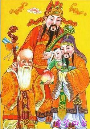 中秋节众神都在,你想感恩谁?