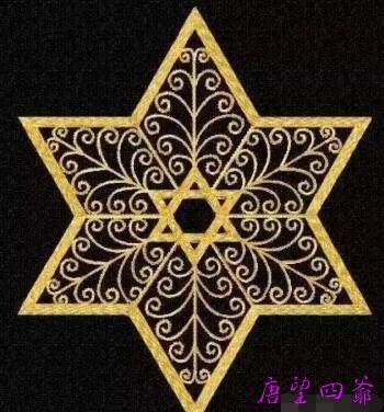 印度密教怛特罗教TANTRISM六芒星的作用跟介绍