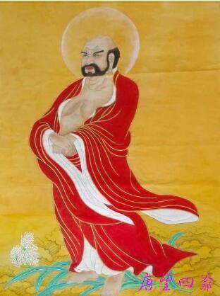 菩提达摩祖师
