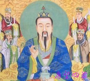东岳大帝管辖三界福德
