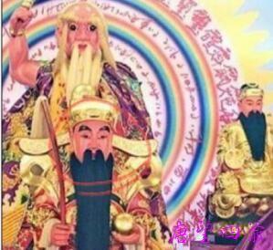 庙神是猪八戒的无极老祖庙