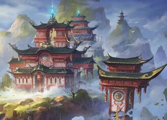 律法先生将在中空的第一阶神庙收徒