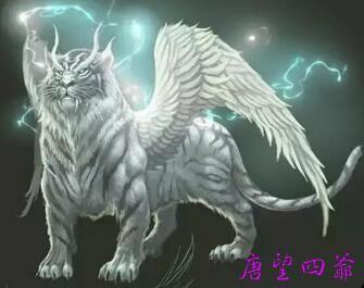 白虎精的特异功能基因