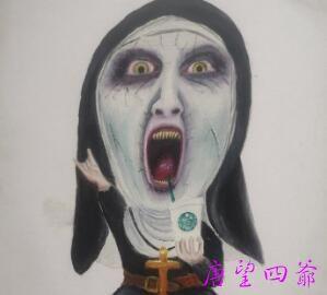 被诅咒的修女